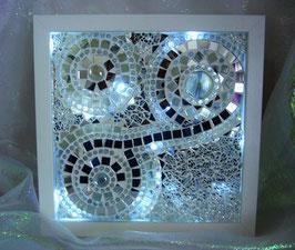 Mosaik Leuchtbild 2 - Rondellen