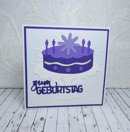 Geburtstag 10 - Zum Geburtstag