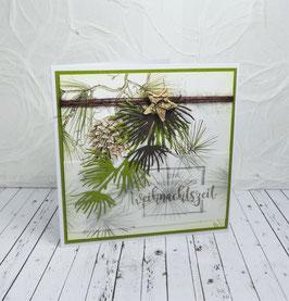 Weihnachtskarte 44 - Eine wunderschöne Weihnachtszeit