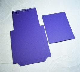 Papierrohling Bestecktasche 1