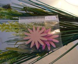 Holzblüten Rosa (3 Stk.)