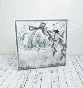 Weihnachtskarte 42 - Frohe Weihnachten...