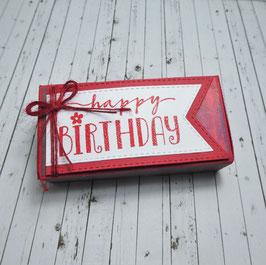 Küchlein Verpackung 11 - happy Birthday