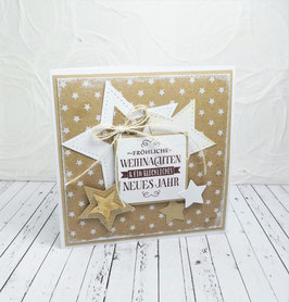 Weihnachtskarte 39 - Fröhliche Weihnachten...