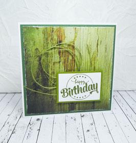 Geburtstag 31 - happy Birthday