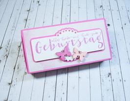Küchlein Verpackung 2 - alles Liebe und Gute zum Geburtstag