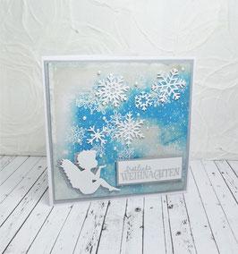 Weihnachtskarte 45 - fröhliche Weihnachten