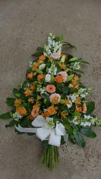 Gerbe finition bouquet