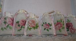 "Lavendelsäckchen ""Rosen"""