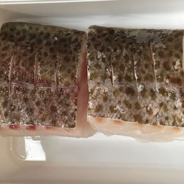 2 x 150 gram Kabeljauwrug met recept