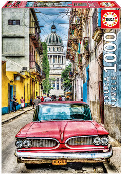 Voiture de la Havane