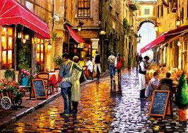 Café street Paris 2016 (puzzle 8000 pièces)