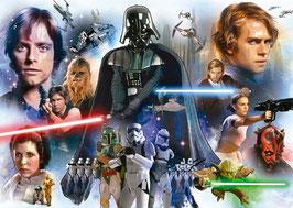 Star wars l'affiche (puzzle 3000 pièces)