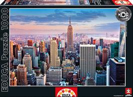 MIDTOWN MANHATTAN, NEW YORK, HDR