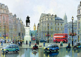 London Charing Cross by Alexander Chen  2016 (puzzle 3000 pièces)