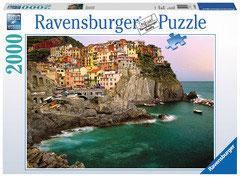 Cinque Terre (puzzle 2000 pièces)