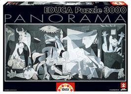 Panorama la bataille de Guernica - Picasso  (puzzle 3000 pièces)