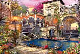 Vieux Venise  (puzzle 3000 pièces)