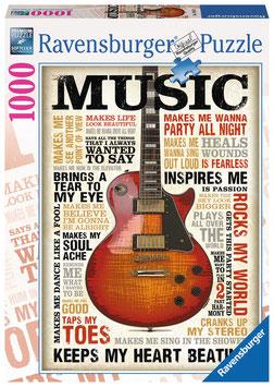 Passion pour la musique