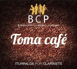 Toma Café (CD)