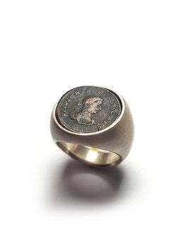 Maßanfertigung Ring FLAVIUS Silber