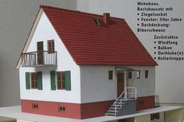 Wohnhaus ab Ep. II, Basisbausatz