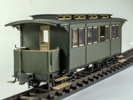 0m-Personenwagen RME No. 5, Bausatz 1:45