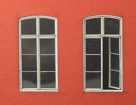 Fensterrahmenset Krakow, Bausatz