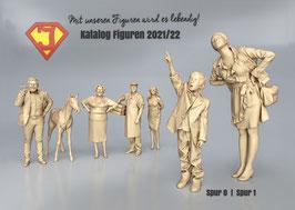 Jaffa-Figuren-Sortiment, Katalog 2021-2022