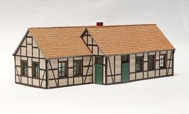 Werkstatt, Fachwerkgebäude