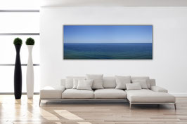 Sky & Sea auf Acryl in 200 cm