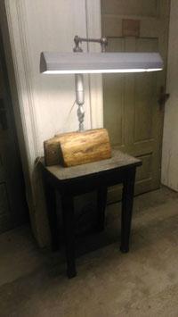 Grosse Schreibtischleuchte aus einer Fabrik Arbeitslampe