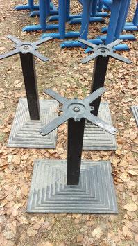 altes Bistrotisch Gestell Tischfuß rechteckig