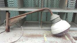 alte Wandlampe Straßenlaterne aus Frankreich Hoflaterne Nr 1004