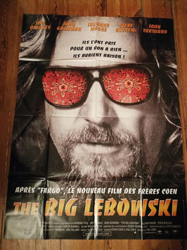 "altes Kinoplakat Filmposter XXL 157 x 115 cm ""The big Lebowski"" Nr 61"