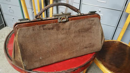 antike kleine Arzttasche Nr 0810