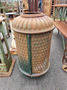 alter Müllbehälter aus Parkanlage Nr 1411