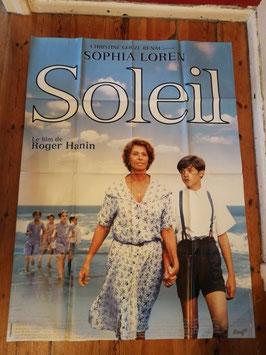Filmposter 157 x 115 Soleil Nr 43
