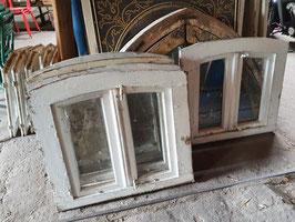 5 schöne, kleine Fenster Holzfenster mit Rahmen Nr 2906