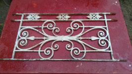 antikes französisches Fenstergitter Nr 0611-04