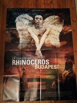 Filmposter 157 x 115 Rhinoceros à Budapest Nr 67