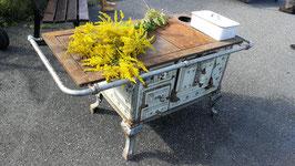 Außergewöhnlich schöne Küchenhexe antiker Herd Jugendstil Nr 0907sh