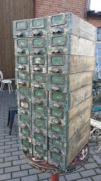 sehr schöne alte Schubladen aus Werkstattschrank Nr 3208