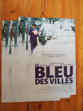 Filmposter 54 x 40 Nr.  28 Bleu de villes