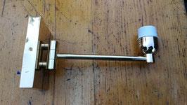 alte Wandlampen Messing aus Hotel Nr 1810 - ca 50 Stück vorhanden