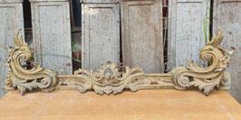 antiker Kamionvorleger Messing oder Bronze 155 cm