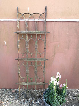 Sehr altes Fenstergitter Türgitter Barock Rankgitter