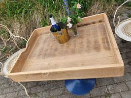 antikes Tablett groß aus Bäckerei Nr 1306