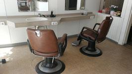 alter Barberstuhl Friseurstuhl für Barbershop TOP Nr 0808-02