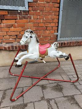 altes Wipp Pferd Schaukelpferd aus Blech Nr 0710